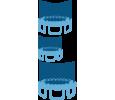 Trampolínové sety